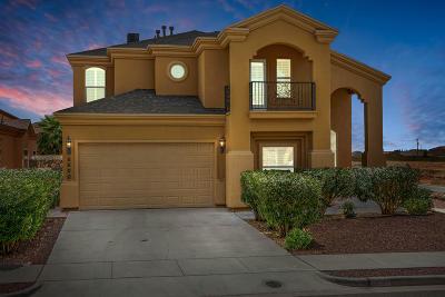 Single Family Home For Sale: 5500 Dennis Cavin Lane