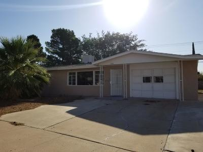 Single Family Home For Sale: 1500 Dennis Circle