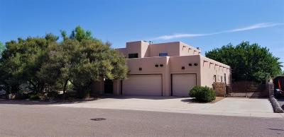 Single Family Home For Sale: 740 Oscar Perez Avenue