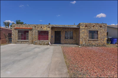 Single Family Home For Sale: 5521 Paraguay Court