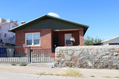 Single Family Home For Sale: 2325 Silver Avenue