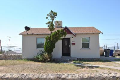 Single Family Home For Sale: 3304 Tyler