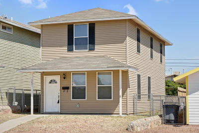 Single Family Home For Sale: 3631 Flory Avenue