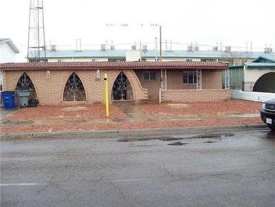 El Paso Single Family Home For Sale: 517 Montecito Road