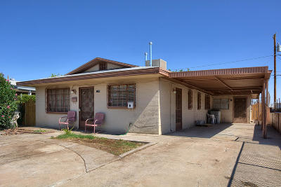 El Paso Single Family Home For Sale: 7335 Mimosa Avenue