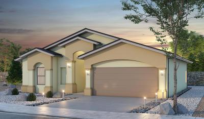 Socorro Single Family Home For Sale: 11583 Flor Del Sol