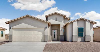Socorro Single Family Home For Sale: 11589 Flor Del Sol