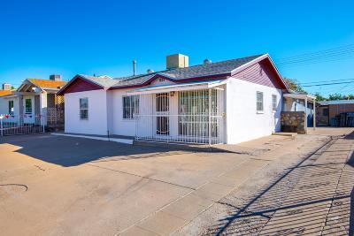 El Paso Single Family Home For Sale: 928 Lariat Street