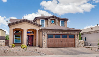 Single Family Home For Sale: 5565 Gustavo Madrid Lane