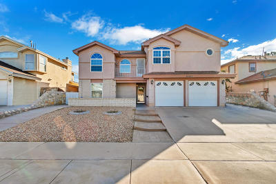 Single Family Home For Sale: 12110 Alex Guerrero Circle