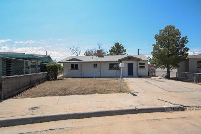 Single Family Home For Sale: 8138 Tigua Circle