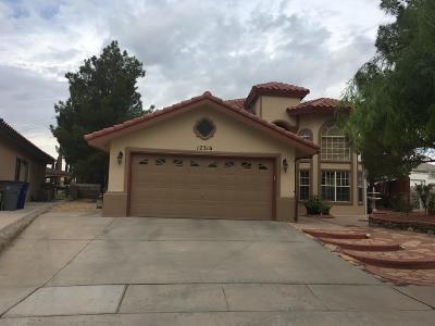 Single Family Home For Sale: 12316 Cora Viescas Lane