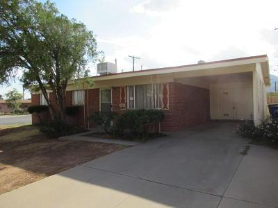 Single Family Home For Sale: 10301 Shoshone Street