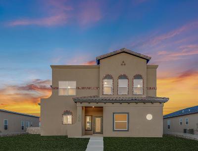 Single Family Home For Sale: 2808 Sammy Cervantez