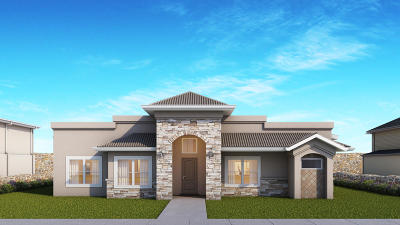 Single Family Home For Sale: 2840 Sammy Cervantez