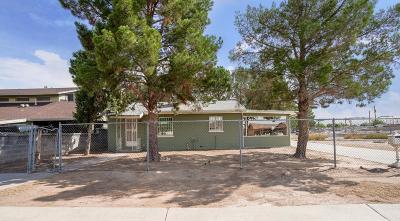 Single Family Home For Sale: 8081 Carpenter Drive