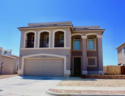Horizon City Single Family Home For Sale: 13208 Celtic