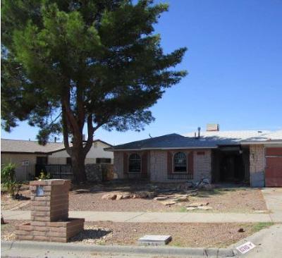 Single Family Home For Sale: 10713 Captain Valtr Street