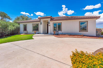 El Paso Single Family Home For Sale: 948 Valle Bello Avenue