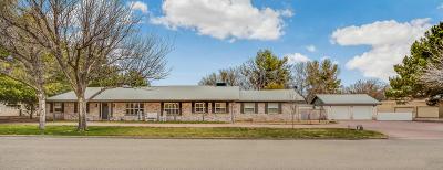 Single Family Home For Sale: 804 Live Oak Drive