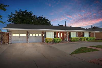 Single Family Home For Sale: 10133 Honolulu Drive