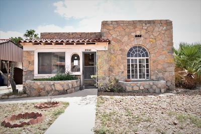Single Family Home For Sale: 704 Mesita Drive