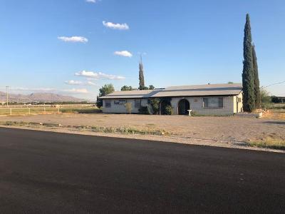 Single Family Home For Sale: 810 Gato Road