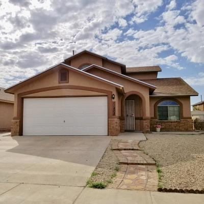 Single Family Home For Sale: 11808 Mesquite Bush Drive