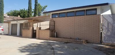 El Paso Single Family Home For Sale: 11061 Vista Del Sol Drive