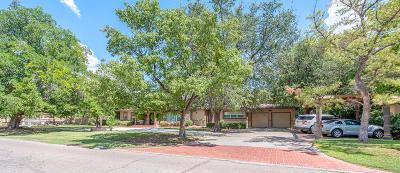 Single Family Home For Sale: 5030 Vista Del Monte Street