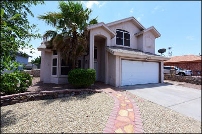 Single Family Home For Sale: 10776 Pleasant Sand Drive