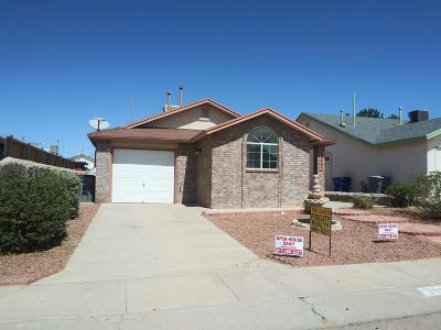 Single Family Home For Sale: 12405 Tierra Alamo Drive