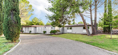 El Paso Single Family Home For Sale: 4825 Caseta Road
