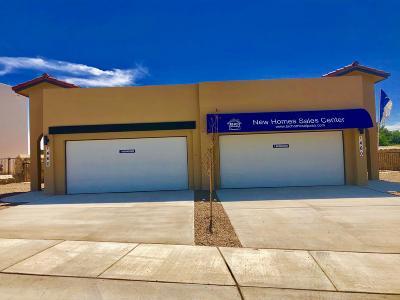 Socorro Multi Family Home For Sale: 804 Ts Daniel Cadena #A &