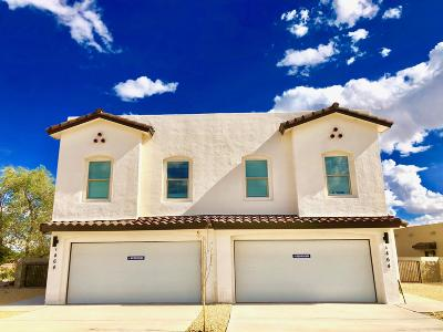 Socorro Multi Family Home For Sale: 801 Hc Gilbert Minjares Drive #A &