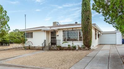 Single Family Home For Sale: 3340 N Pierce Avenue