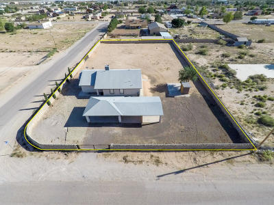 El Paso TX Single Family Home For Sale: $184,900