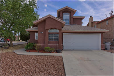 Single Family Home For Sale: 1612 Plaza Chica Way