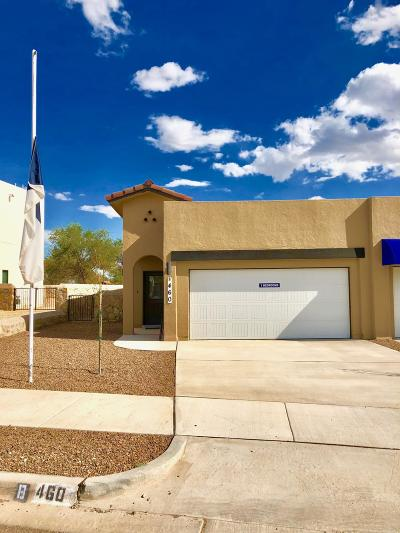 Socorro Single Family Home For Sale: 804 Hc Gilbert Minjares Drive #B