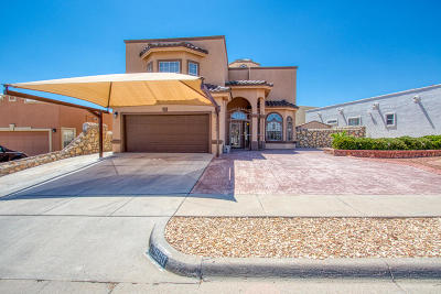 Single Family Home For Sale: 12560 Gilded Sun Drive