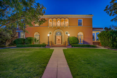 El Paso Single Family Home For Sale: 226 Pennsylvania Circle