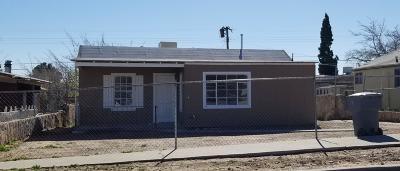 El Paso Rental For Rent: 3720 Flory Avenue
