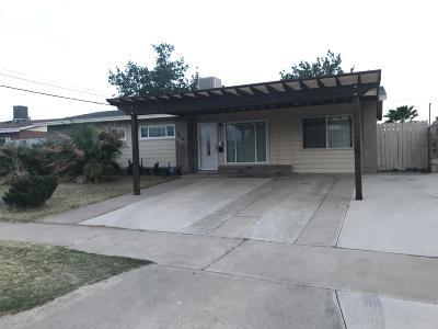 El Paso Rental For Rent: 4946 Meade Court