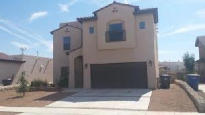 El Paso Rental For Rent: 3160 Sarina Circle