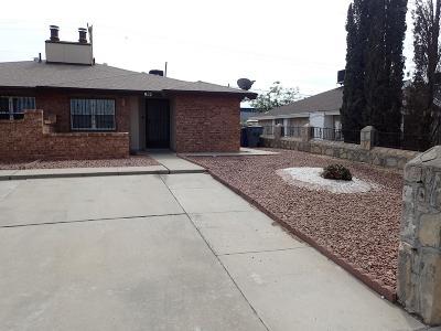 El Paso Rental For Rent: 912 Montera