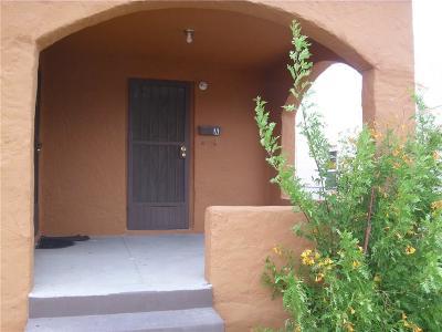 El Paso Rental For Rent: 3417 Sacramento Avenue #A