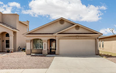 El Paso Rental For Rent: 4537 Hugo Reyes