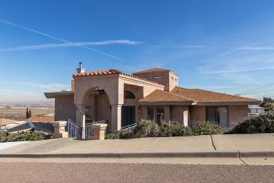 El Paso Single Family Home For Sale: 9016 Virgo Lane