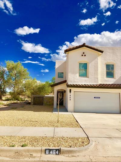 Socorro Single Family Home For Sale: 806 Ts Daniel Cadena Drive #B