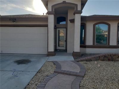 El Paso Rental For Rent: 11276 Bullseye Street